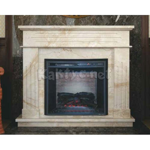 Портал Real Flame GLIVI 26 Egyptian Beige